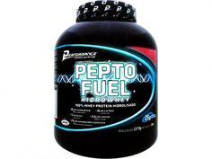 Whey Protein Hidrolisado Pepto Fuel 2,273kg - Performance Nutrition com as…
