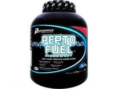 Whey Protein Hidrolisado Pepto Fuel 2,273kg - Performance Nutrition com as melhores condições você encontra no Magazine Uelitonfshopping. Confira!