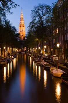 """Venice of the North"" 