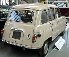 Renault 4L - 1962