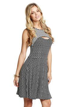 Kora Dress in Crochet Geo - Tart Collections