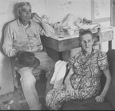 Henry and Cumie Barrow, father and mother of the Brothers Barrow and their sisters.