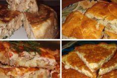6 рецептов пирогов с разными начинками. Сохрани у себя!