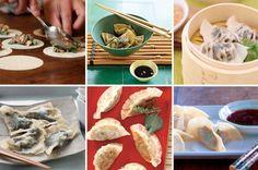 Make-Ahead Meals: Asian Dumplings