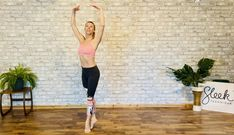 A beautiful short sequence to improve your petit allegro (small jumps) try it 4x each side for great balletic leg tone. Get the full class on the link below Ballet Barre, Ballet Dancers, Dance Class, Dance Studio, Ballet Steps, Ballet Workouts, Adult Ballet Class, Teen Fashion, Fashion Outfits