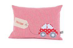 baby name cushion Applique Cushions, Sewing Pillows, Cute Pillows, Kids Pillows, Fabric Crafts, Sewing Crafts, Sewing Projects, Diy Cushion, Cushion Covers