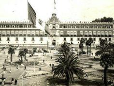 Zócalo de México. ca 1949