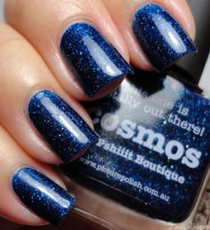 piCture pOlish Cosmos swatched by Lively Lacquer! So so beautiful!