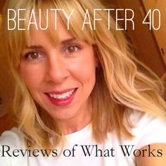 My blog of real makeup& skincare reviews by a real 40-something
