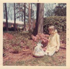 1969 Vintage Easter
