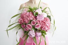 """""""Raspberry Bouquet from the Jane Packer online collection - Summer Fruits 2016"""