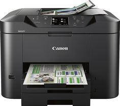 Canon - MAXIFY MB2320 Wireless All-In-One Printer - Black - Best Buy