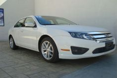 Fusion Blanco 2012  SE  Asientos de Tela Beige  $235,000 40,377km  Transmisión Automática  Excelentes Condiciones!!