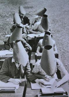 42 fotos antigas que mostram que seus bisavós eram mais bizarros que você