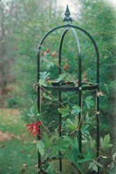 Cheap Metal Obelisk   Google Search | INN Gardening | Pinterest | Gardens,  Contemporary Gardens And Plants