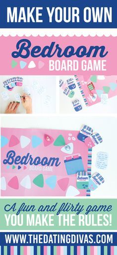 DIY Bedroom Board Game