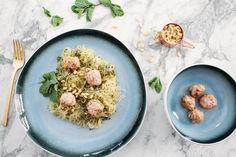 Mint Pesto Kelp Noodles – ToneItUp.com