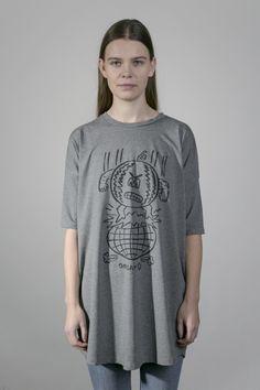 2st Lim-ed / Klyuykov and Svoboda girlfriend T-shirt – one-day