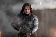 Also known as Bucky Barnes, brain-washed assassin Winter Soldier, and later briefly assumed the role of Captain America when Steve Rogers was presumed to be dead