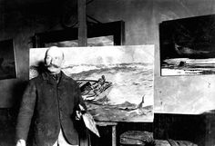 Winslow Homer With 'gulf Stream'                                                                                                                                                     More