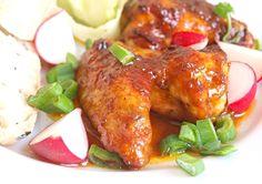 Kuřecí křidélka v pikantní medové marinádě Pampered Chef, What To Cook, Tandoori Chicken, Poultry, Grilling, Good Food, Food And Drink, Low Carb, Turkey