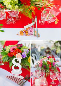 red wedding ideas - Lavish & Light Photography