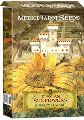 Unique Seed Packs - Medici Tarot Seeds, From WorldOfTarot.com Tarot, Seeds, Unique, Tarot Cards