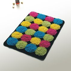Naomi - [Cupcakes] Kids Room Rugs -15.7 by 23.6 inches