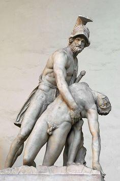 Порно изображающее античность