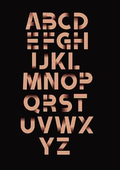 Ribbon fonts are cool and offbeat and are extremely eye-catching. These fonts have beautiful details such as their shape and curves; Typography Alphabet, Bold Typography, Graphic Design Typography, Typo Logo, Ribbon Font, New Free Fonts, Free Fonts For Designers, Free Typeface, Bullet Journal Font