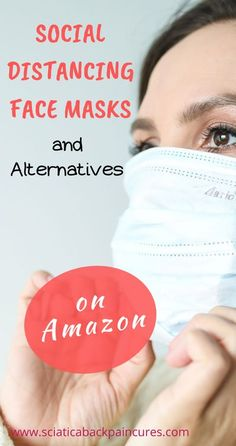Ready for a change?  Check out what's available on Amazon for face masks and creative alternatives. #social distancing face masks|face coverings|face maks on Amazon
