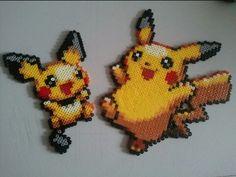 Ecco due esemplari di Pikachu