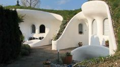 Hobbit Homes Remind Us of Modern Earth-Sheltered Homes (PHOTOS) - weather.com