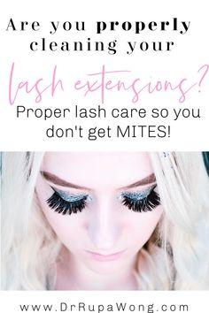 Did you know you can get lash mites on your extensions? Yes, you read that correctly. You can get lash mites, also. Best Blogs, Top Blogs, Eyelash Extensions Before And After, Eyelash Extensions Styles, Beauty Hacks, Beauty Tips, Blog Tips, Skin Care Tips, Lifestyle Blog
