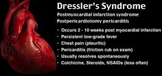 Rosh Review - Dressler's syndrome - cardio -