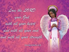 Love the Lord...