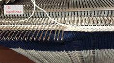 Mnemosina.ru: Обработка горловины, плечевых швов или как закончить вязание (1/1)