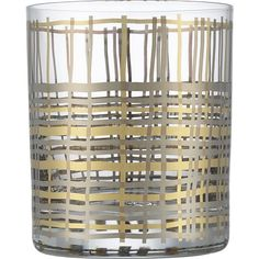 Mingle Bar Glass in Bar and Drinking Glasses   Crate and Barrel
