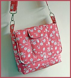 Make a padded satchel project