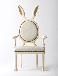 Merve Kahraman : HYBRID: stunning Zoomorphic Chairs by Merve Kahraman | Sumally