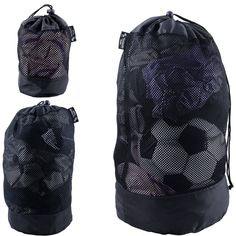 The Friendly Swede Polyester Mesh Bag (Set of 3 Sizes) * For more information, visit image link.