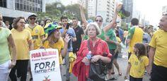 Portal Galdinosaqua: Para especialistas novo protesto afeta muito pouco o governo