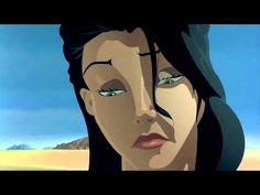 such a beautiful collaboration of Disney and Dali-Destino (2003)