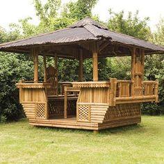 1000 images about gazebos pergolas on pinterest for Garden gazebo designs
