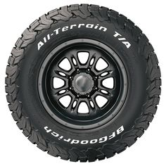 I ordered a set of BF Goodrich T/A KO2 All-Terrain tires for my new wheels. I'm trying to go as big as I can without mods. 235/70R16 with a -12 offset. I hope it will fit without rubbing... Pictures once it's done!