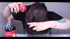 What Happens When You Wash Your Hair With Coca Cola? The Results Will Surprise You m4a