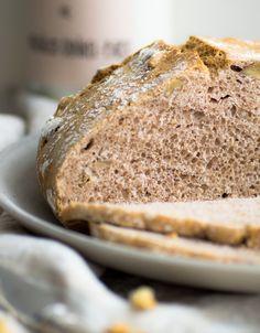 Super köstliches Dinkel-Walnuß-Brot zum Verschenken als Backmischung und natürlich auch zum Selberbacken