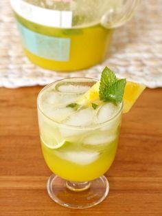 """Teenage Dream,"" a Pineapple-Vodka Cocktail"