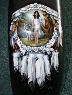 Native American Indian Dream Catchers