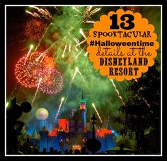 Tricked Out for Halloween: 13 Must-See SPOOKtacular Details at Disneyland Resort Disney Family, Disney Girls, Disney Love, Halloween Time At Disneyland, Disney Halloween, Holiday Fun, Holiday Decor, Downtown Disney, Disneyland Resort